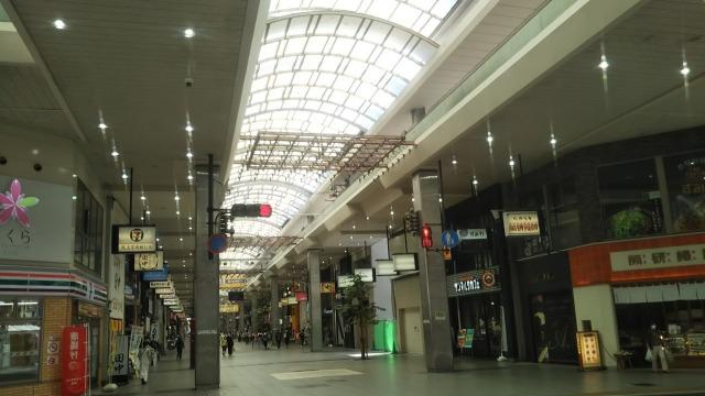 松山市の大街道